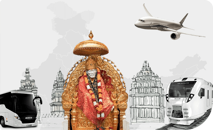direct shirdi flight package from bangalore