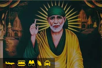 Bangalore to shirdi flight package